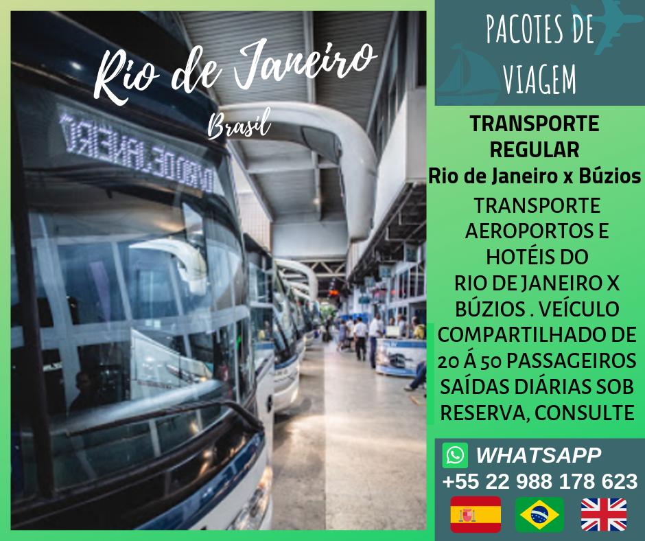 Transporte Regular estado do Rio de Janeiro